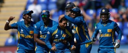 Sri Lanka T20 Squad for World Cup 2016