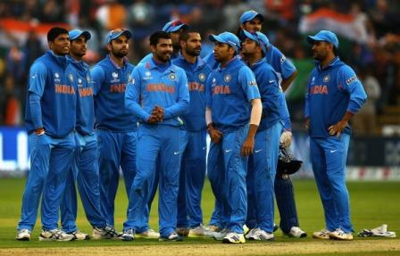 Indian Squad for World T20 2016