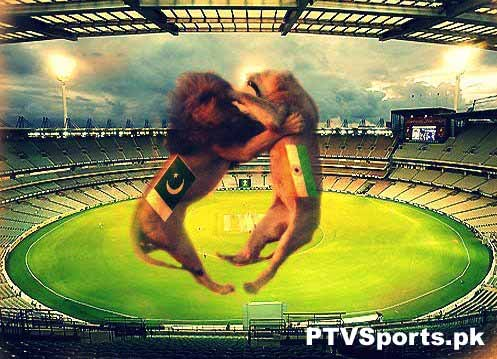 Pakistan vs India World T20 2016 at Kolkata